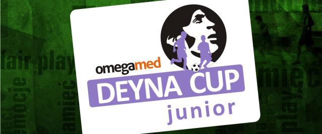 Witaj na oficjalnej stronie turnieju OMEGAMED DEYNA CUP JUNIOR
