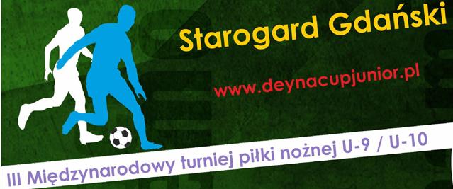 Oficjalny plakat Omegamed Deyna CUP Junior 2015