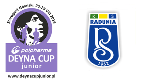 Radunia Stężyca na Polpharma Deyna Cup Junior 2016!