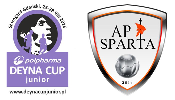 AP Sparta Zabrze na Polpharma Deyna Cup Junior 2016!