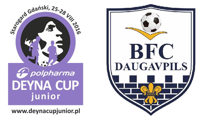 BFC Daugavpils na Polpharma Deyna Cup Junior 2016!