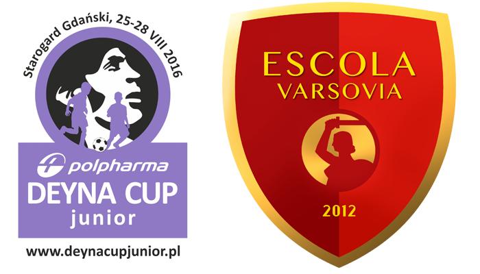 Escola Varsovia na Polpharma Deyna Cup Junior 2016!