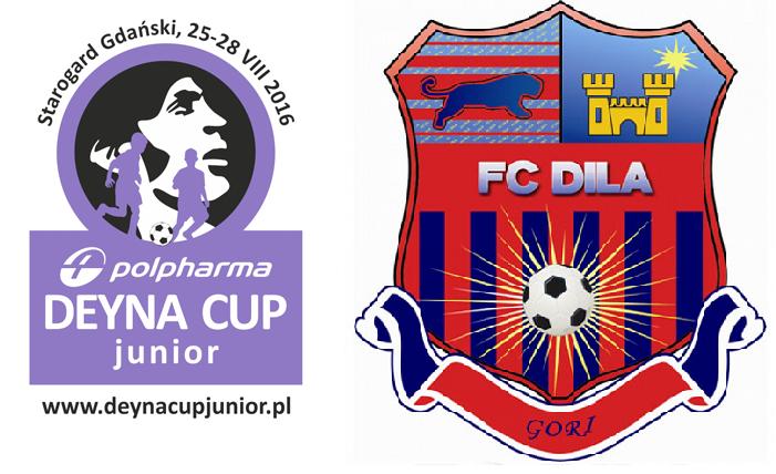 FC Dila Gori na Polpharma Deyna Cup Junior 2016!