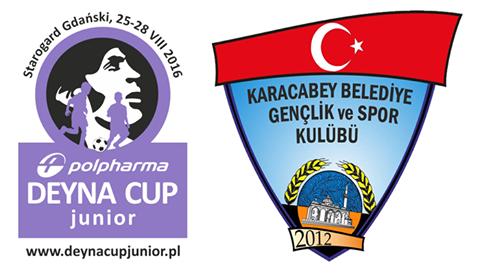 Karacabey Belediye Gençlik Spor Kulübü na Polpharma Deyna Cup Junior 2016