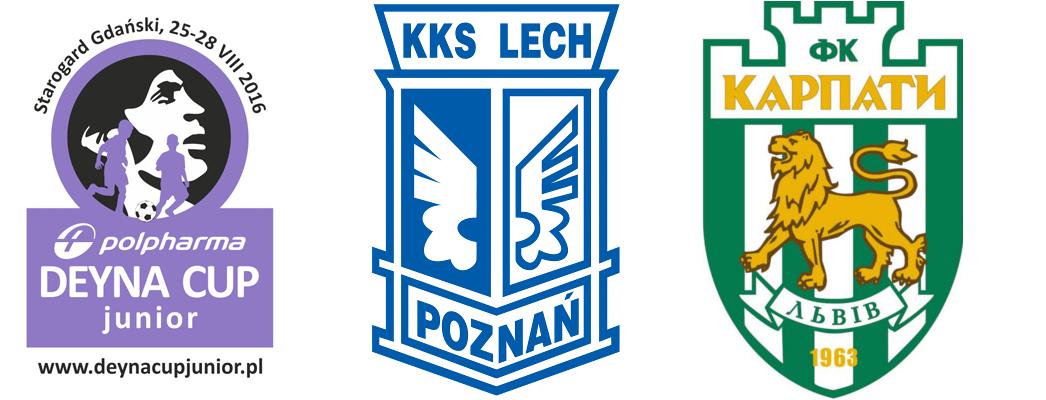 Lech Poznań | Karpaty Lwów Polpharma Deyna Cup Junior 2016!