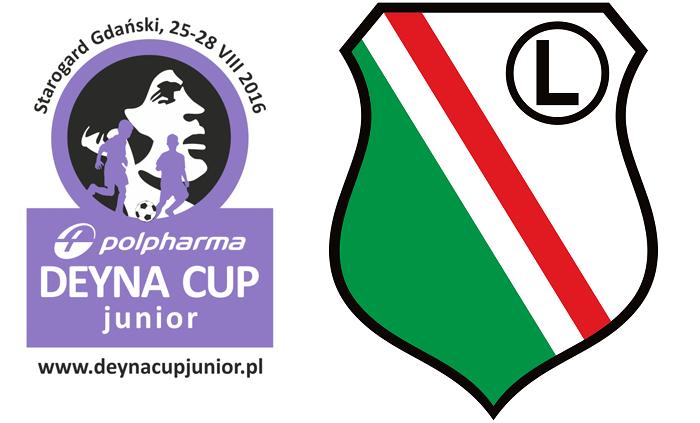 Legia Warszawa na Polpharma Deyna Cup Junior 2016!