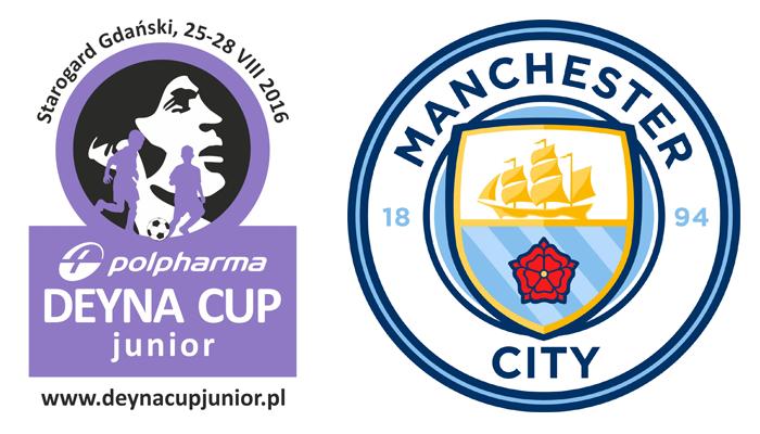 Manchester City na Polpharma Deyna Cup Junior 2016!