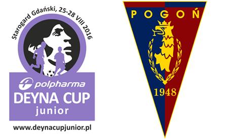 Pogoń Szczecin na Polpharma Deyna Cup Junior 2016!