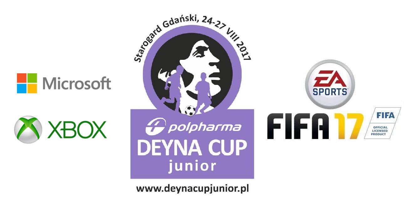 Microsoft i EA wspierają Polpharmę Deyna Cup Junior 2017