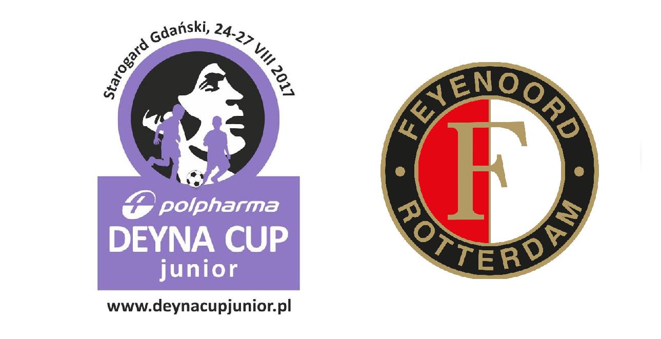 Feyenoord na POLPHARMA DEYNA CUP JUNIOR!