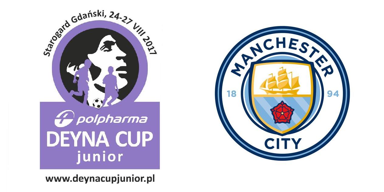 Manchester City na POLPHARMA DEYNA CUP JUNIOR 2017!