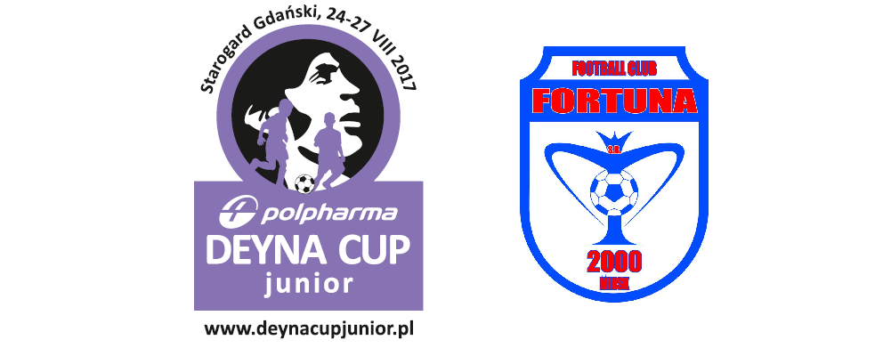 FORTUNA MIŃSK na POLPHARMA DEYNA CUP JUNIOR 2017!!