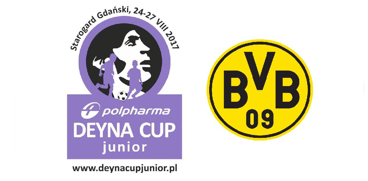 Borussia Dortmund na POLPHARMA DEYNA CUP JUNIOR 2017!!