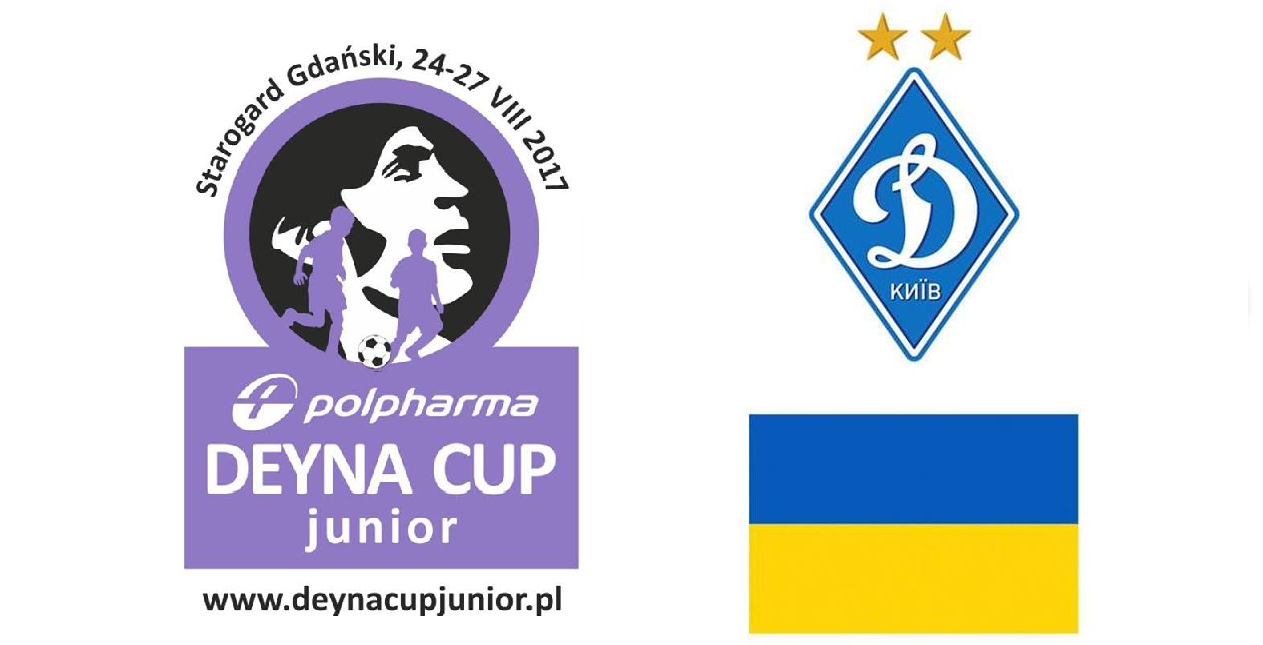 Dynamo Kijów na POLPHARMA DEYNA CUP JUNIOR 2017!