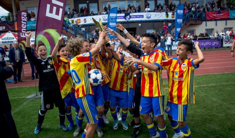 Ostateczna klasyfikacja turnieju Deyna Cup Junior 2018