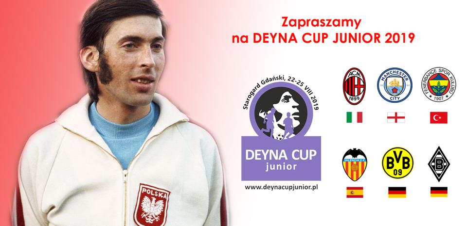Już jutro startuje DEYNA CUP JUNIOR 2019